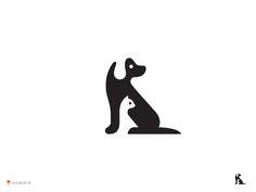 dog cat dog cat dog and cat rh pinterest com Lion Logo Clothing Cat Cartoon Character Logos