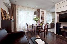 12 лучших современных интерьеров квартир-студий - Фото Дизайн интерьера