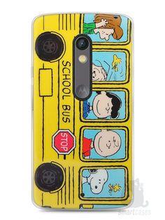 Capa Capinha Moto X Play Snoopy #32 - SmartCases - Acessórios para celulares e tablets :)