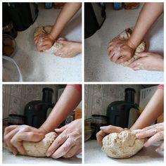 Εύκολο ζυμωτό ψωμί με αλεύρι ολικής άλεσης | mindspinfabrica Bread, Brot, Baking, Breads, Buns