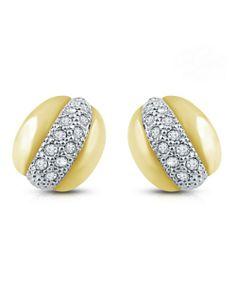 half bali style earrings