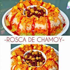 Rosca de Chamoy ♡