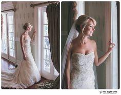 red apple tree photography: Becky + Drew Wedding at The Ryan Nicholas Inn, Simpsonville SC