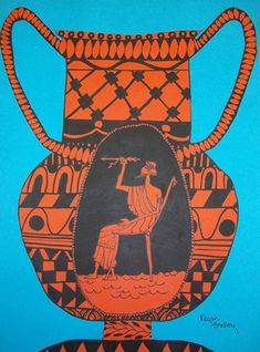 Greek Vases.... are we done we may need to make this ? :/