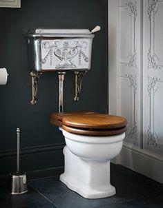 Lavatories & Cisterns | Buy Online at Catchpole & Rye