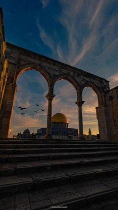 Mecca Wallpaper, Islamic Quotes Wallpaper, Scenery Wallpaper, Islamic Images, Islamic Pictures, Islamic Art, Islamic Sites, Palestine Art, Palestine Quotes