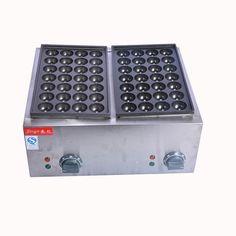 Frugal 1pc Fy-12 Electric Fish Ball Maker/ Takoyaki Maker Takoyaki Grill Non-Ironing Kitchen Appliances