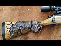 Gunsmithing - How to Select a Stock Blank Presented by Larry Potterfield of MidwayUSA - YouTube