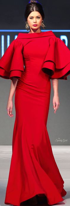 Fouad Sarkis Spring 2016 RTW women fashion outfit clothing style apparel @roressclothes closet ideas