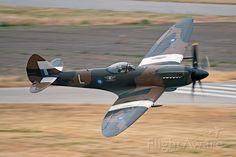 NH749 Spitfire Mk14