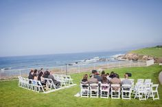 Our ceremony site!