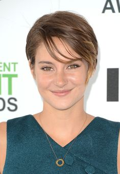 Shailene Woodley | Stars Show Off Brunch Beauty Looks at the ...