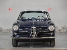 Alfa Romeo 1900 Super Sprint (1484) '1956–58