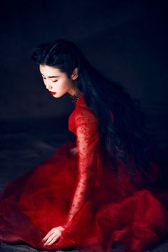 Zhang Xin Yuan by Wang Feng in Valentino