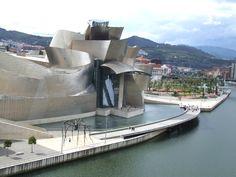 Bilbao Gugenheim Museum, Spain