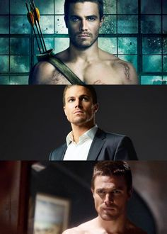 arrow = green arrow! When I realized that's what the show was based on I fangirld way more than I should have!!