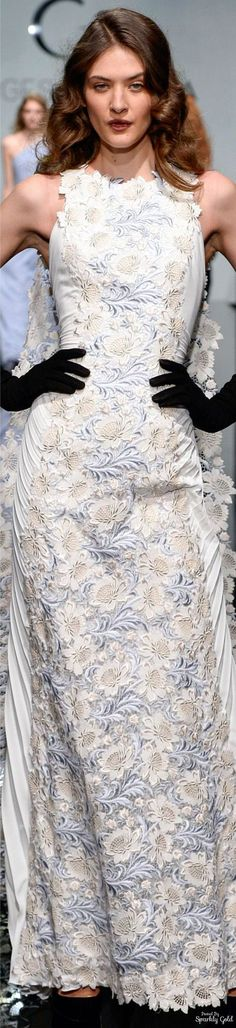 www.2locos.com  Georges Chakra Fall 2016 Couture