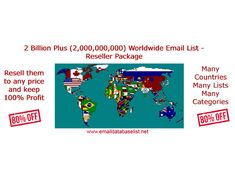 Email List Selling Business, Email List Reseller Package Email Providers, Business Emails, Email List, Packaging, Wrapping
