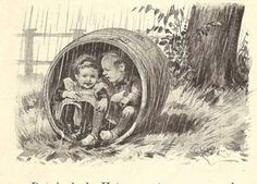 Ot en Sien, a boy and a girl, are 2 characters from a series of childrens book written between 1902 and 1904. The story takes place in Drenthe during that time.