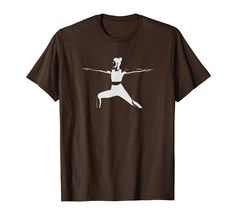 Amazon.com: Cute Yoga T-Shirt Funny Gifts For Women Pilates Tee: Clothing Funny Gifts For Women, Cool T Shirts, Pilates, Yoga, Amazon, Clothing, Mens Tops, Fashion, Pop Pilates