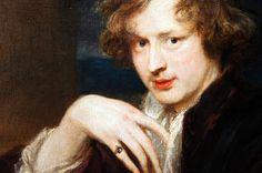 Anthony van Dyck Flemish, 1599-1641  Self-portrait , possibly 1620-21