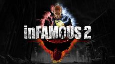 HD Widescreen Wallpaper - infamous