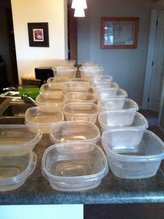 Healthy is the New Happy — Meal Prep 101 How to Meal prep by Katie who lost 70 lbs.