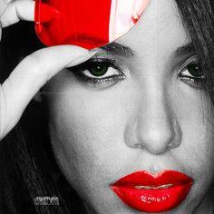 😩💫👑 ~/•\\~ #Aaliyah #AaliyahHaughton #BabyGirl #TeamAaliyah #AaliyahNation #WeLoveAaliyahHaughton
