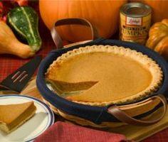 Easy Autumn Pumpkin Pie