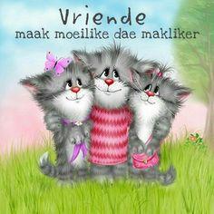 in cute illustrations (AD) Kitten Cartoon, Cute Cartoon, Image Chat, Gatos Cats, Illustrations, Cat Drawing, Cute Illustration, Diy Painting, Cool Cats