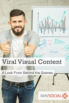 Creating visual content that goes viral can be challenging. MavSocial looks behind the scenes and tells you what you need to know to make your content perform!
