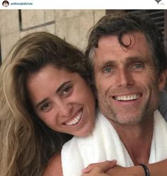 From Anthony Shriver's Instagram ~ My amazing daughter Eunice