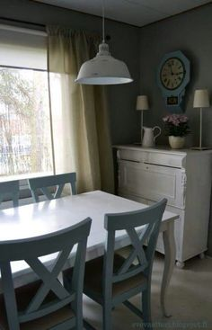 DIY Väriä! Dining Table, Diy, Furniture, Home Decor, Decoration Home, Bricolage, Room Decor, Dinner Table, Do It Yourself