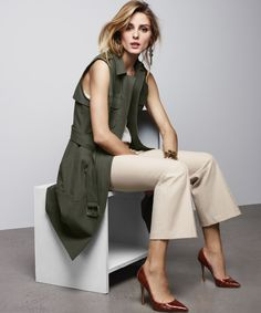 You, Too, Can Dress Like Olivia Palermo (& It Won't Break The Bank) #refinery29  http://www.refinery29.com/2016/02/102785/olivia-palermo-nordstrom-collection-images