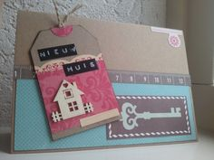 New Home - Cards by Juisie