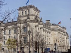 Amazing Places that i have been Sites and facts :) : Reichstag Building
