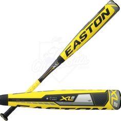 2013 Easton Power Brigade XL2 Senior League Baseball Bat -8oz. SL13X28