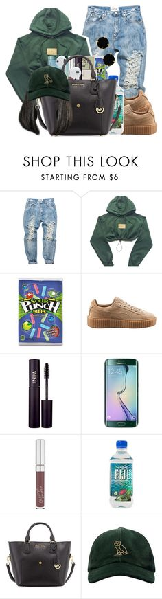 """""""i never needed n*ggas ever"""" by bfamily ❤ liked on Polyvore featuring Jack Spade, Puma, INIKA, Samsung, MICHAEL Michael Kors, October's Very Own and Vince Camuto"""