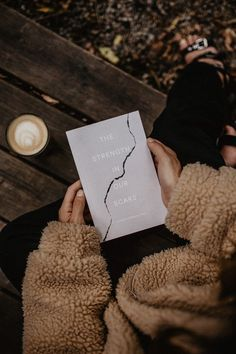 Book Aesthetic Images You'll Love - Books, coffee or tea, candles, fluffy sweaters, and sitting by a cozy fire in the wintertime. Be inspired. The Strength in our scars Beige Aesthetic, Book Aesthetic, Aesthetic Images, Aesthetic Collage, Aesthetic Photo, Aesthetic Space, Night Aesthetic, Aesthetic Wallpapers, How To Read More