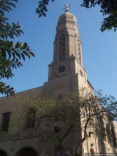 Церковь святого Дамиана * Каир * Провинция Каир * Египет * Африка * Города, страны и материалы * Материалы * Личная страница: Napoleon