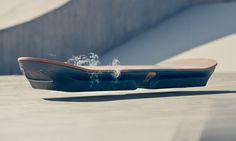 Lexus transforma hoverboard de 'De Volta Para o Futuro' em realidade