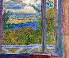 Pierre bonnard and artist i discovered for myself and have for Pierre bonnard la fenetre