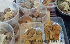 15 porsi bakso 8 porsi ayam crispy  Done  #latepost #dapurmakeinar #ketofood #ketofastosis #keto #baksoketo #kateringketobali