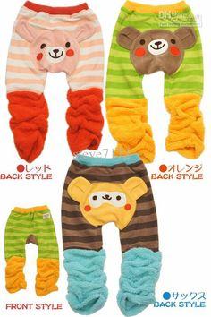 fleece warmers toddler trousers