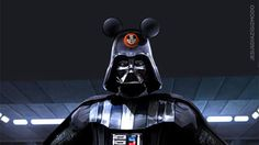 Disney bought Lucasfilm, will make Star Wars etc., and include more Star Wars in their parks and resorts. Best Disney Movies, Disney Fun, Walt Disney, Star Wars Rebels, Disney Star Wars, Funny Disney Memes, Funny Memes, Hilarious, Who Plays Darth Vader