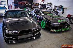 A 240 fan's heaven- Drift Cars  Nevrslo Motorsports