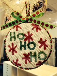 Love this Kirk & Bradley ornament!  Looks so cute on the tree!