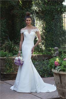 Wedding Dresses by Sincerity Bridal - 4010