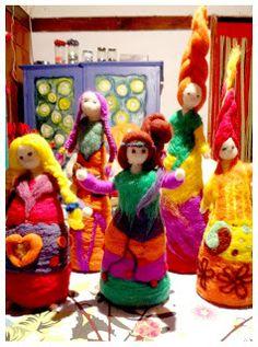 circolor: Nuestro taller de muñikas...