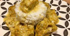Filets de cabillaud à la courge butternut Filets, Grains, Rice, Chicken, Meat, Food, Seafood, Brazilian Cuisine, Coconut Cream